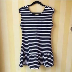 Old Navy Nautical Striped Dress S